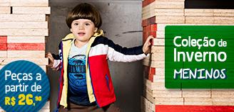 Mini Banner Meninos KI15