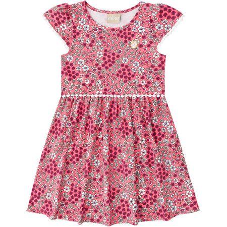 2a2ebe8f69 Vestido Infantil Milon Cotton