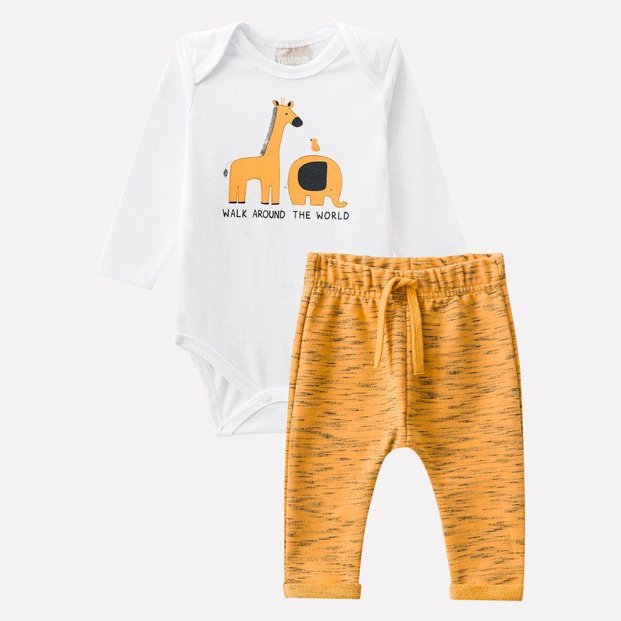 Conjunto Milon é na Roupinhas de Bebê Importadas e Nacionais