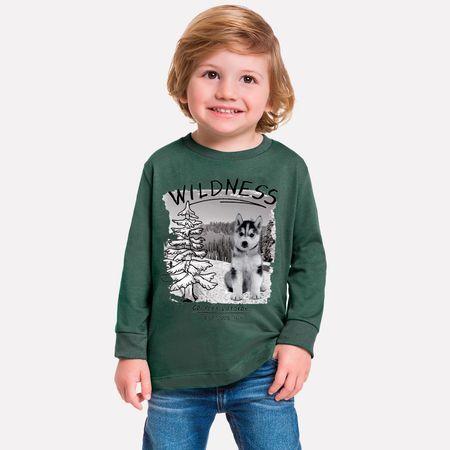 0b015d4332a3c Camiseta Infantil Masculina Milon Meia Malha