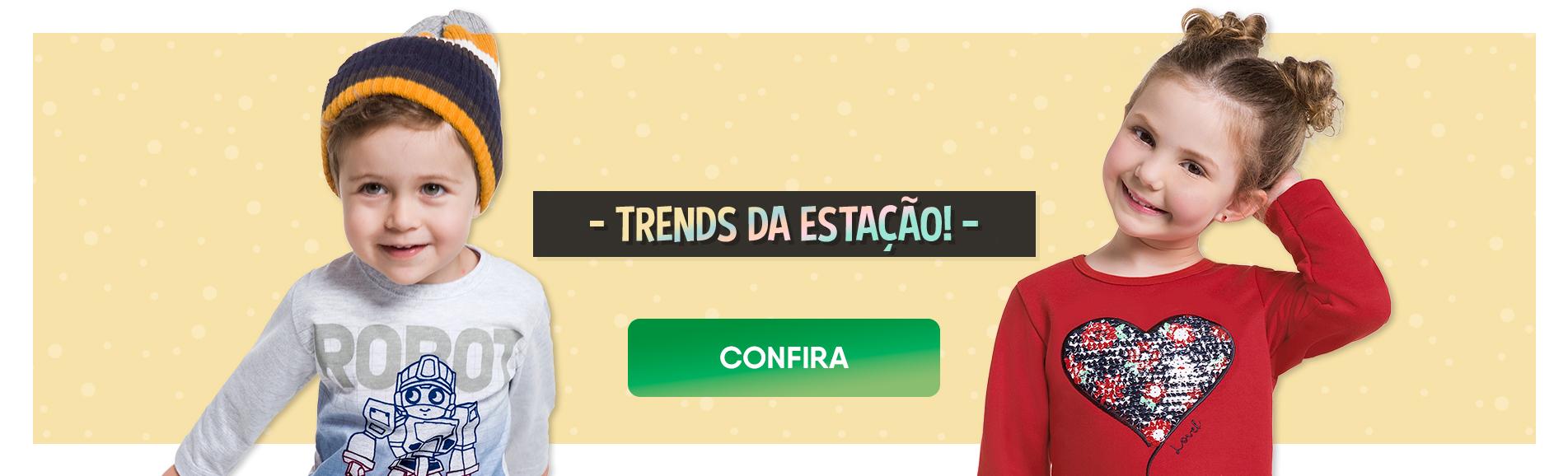 Trends da Estação